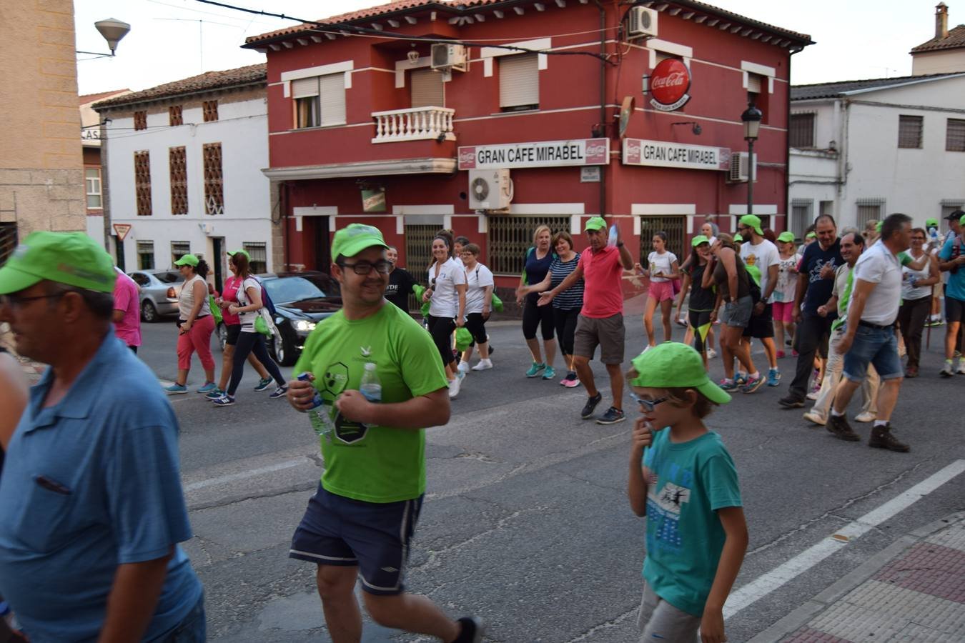 I Marcha Verde AOEX