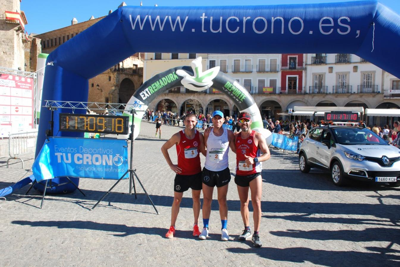 Media Maratón de Trujillo 2017 (II)