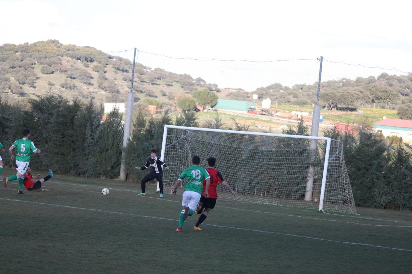 Racing Valverdeño - CD Guadiana (I)