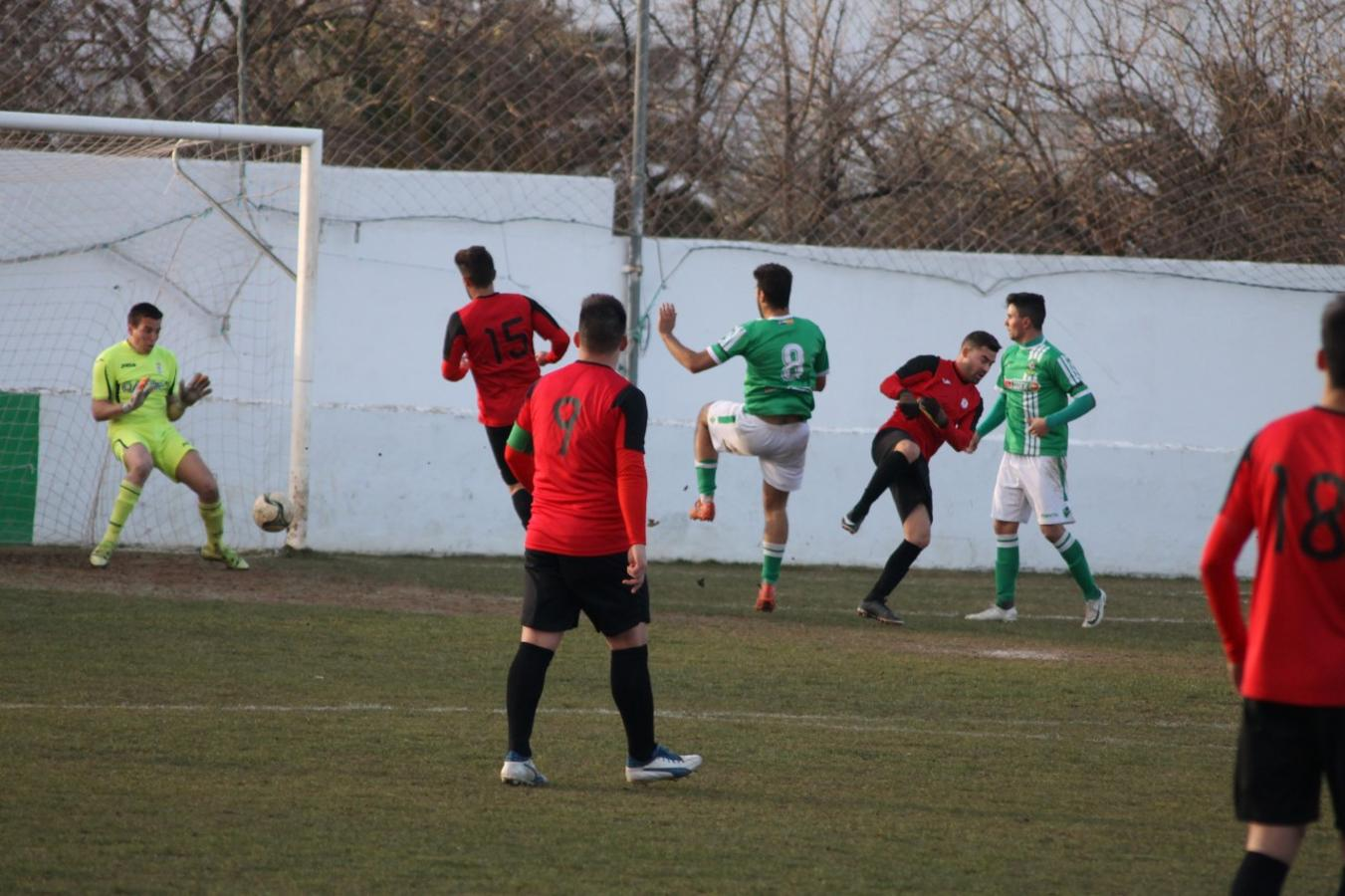 Racing Valverdeño - CD Guadiana (II)