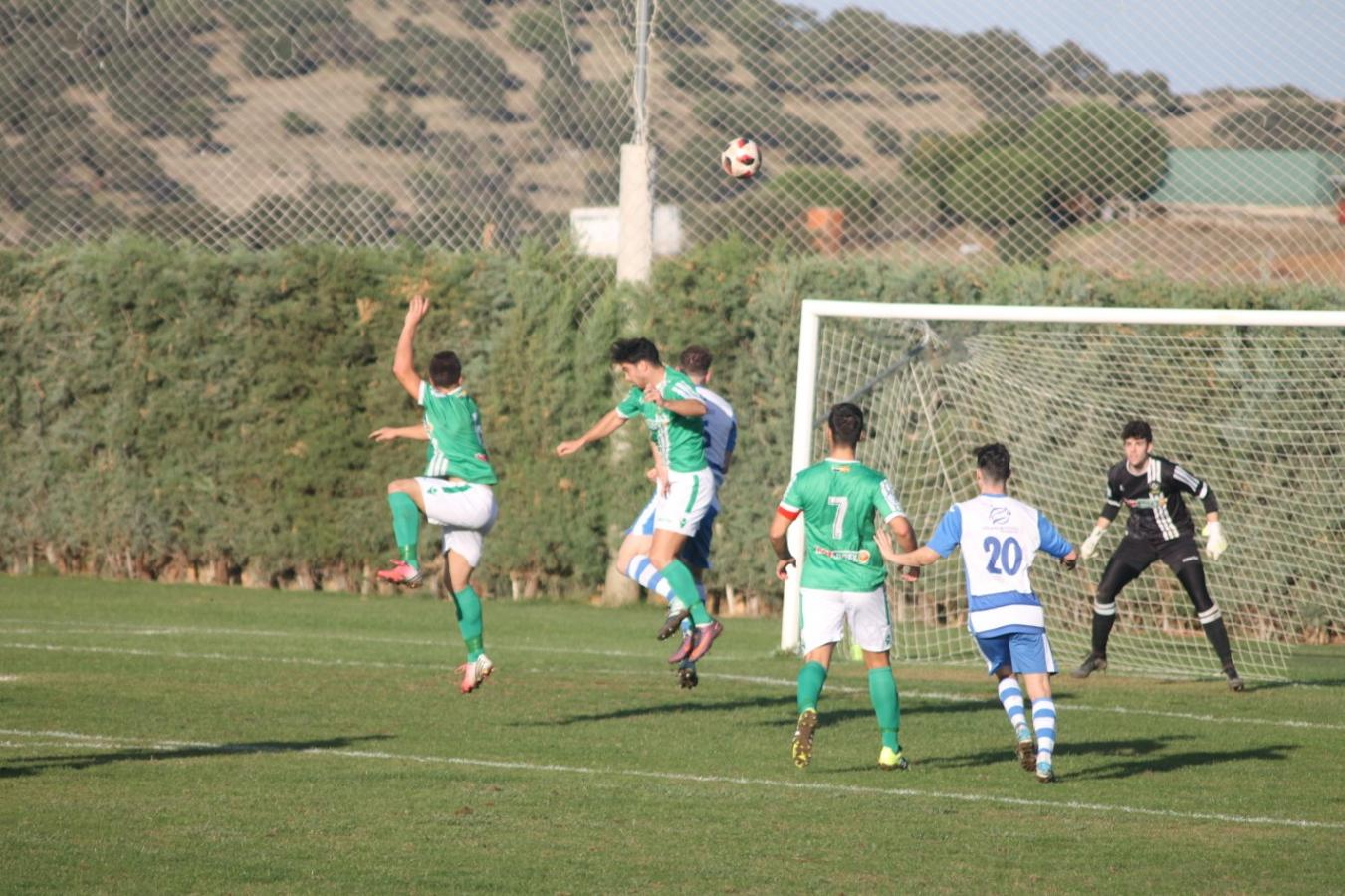 Racing Valverdeño  - Arroyo CP (I)
