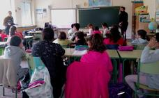 La Policía Local imparte talleres de sensibilización en los colegios contra el acoso escolar