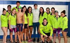 El Club Natación logra 21 mínimas para los regionales en la II jornada del Circuito Diputación de Cáceres