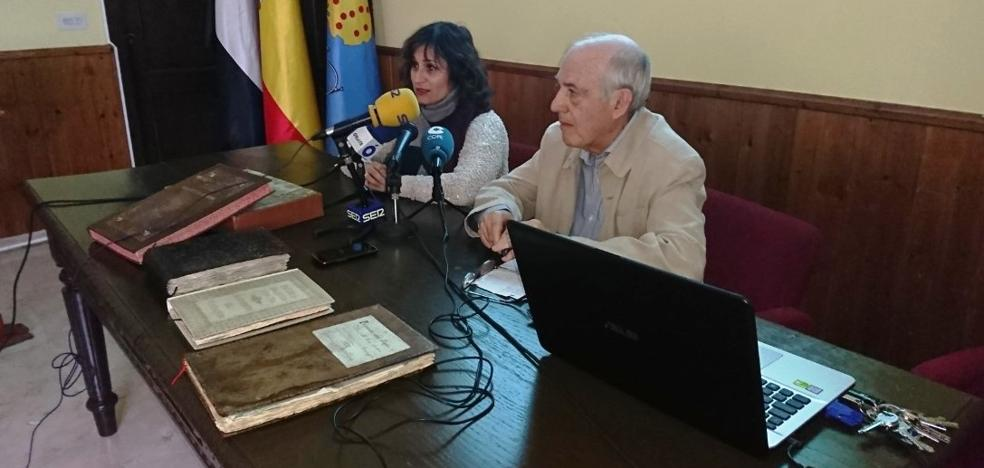 La Fundación Concha presenta la digitalización y conservación de los fondos antiguos