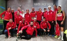 Amplia presencia de Navalmaratón en la XXXVIII Maratón de Valencia