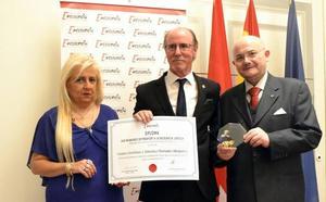Abogados locales premiados por el Instituto para la Excelencia Profesional