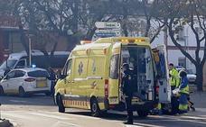 Nuevo atropello en el casco urbano, con una mujer herida