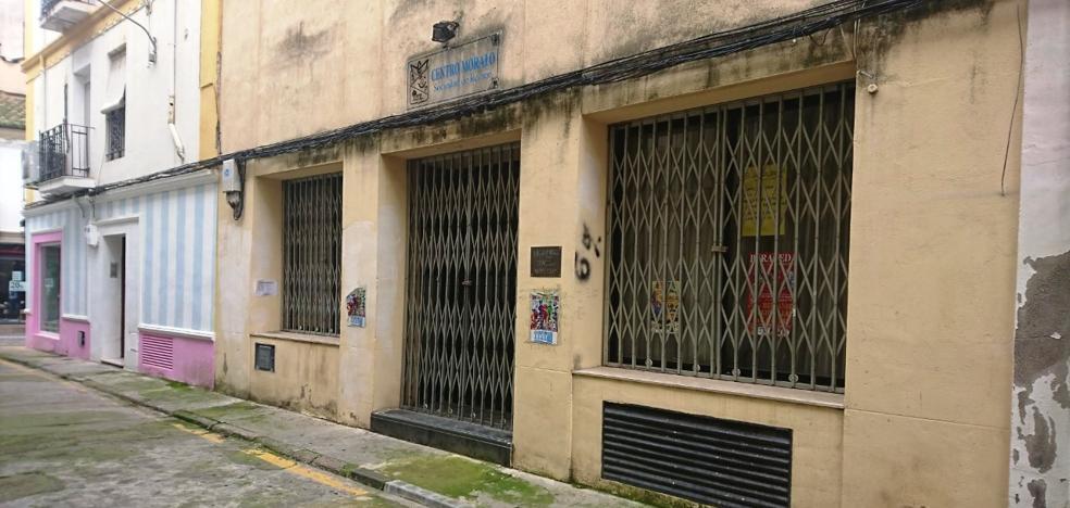 El presupuesto municipal del 2019 incluye una partida para convertir el Centro Moralo en un albergue juvenil