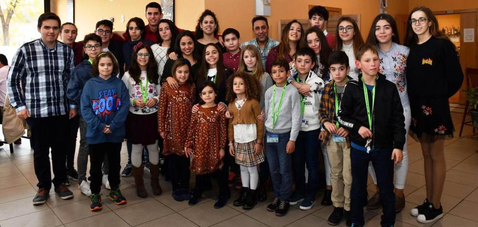El Club Natación Moralo despide el año con la tradicional gala