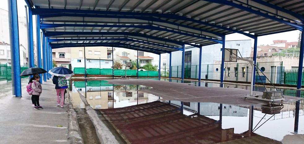 Cerrar la pista del colegio Campo Arañuelo costará 393.000 euros
