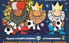 La E. F. Campo Arañuelo celebrará los días 29 y 30 el III Torneo de Reyes de fútbol 8 'Juguete solidario'