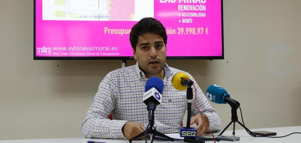 El portavoz municipal destaca del 2018 los «éxitos colectivos» y las expectativas que se han confirmado