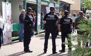 La plantilla de la Policía Local denuncia un «completo abandono» por parte del Ayuntamiento