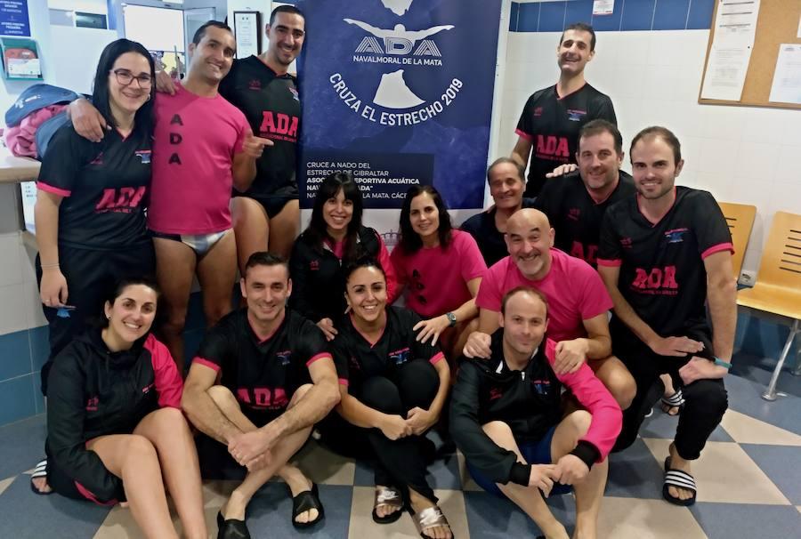 ADA organiza la I jornada de la Liga Open Master de natación