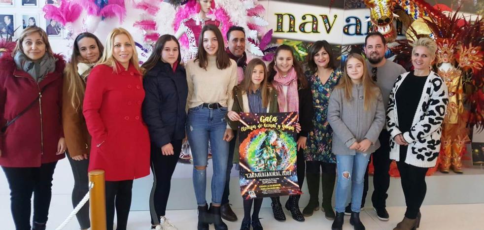 Presentada la Gala de Elección de Reinas del Carnaval 2019, que se celebrará el 14 de febrero