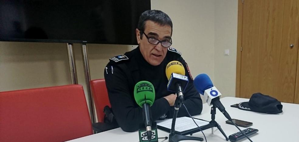 El jefe de la Policía Local responde a las «acusaciones e imputaciones falsas» que le han hecho