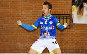 Navalmoral FS golea al quinto clasificado, Torrejón Sala, 8-4