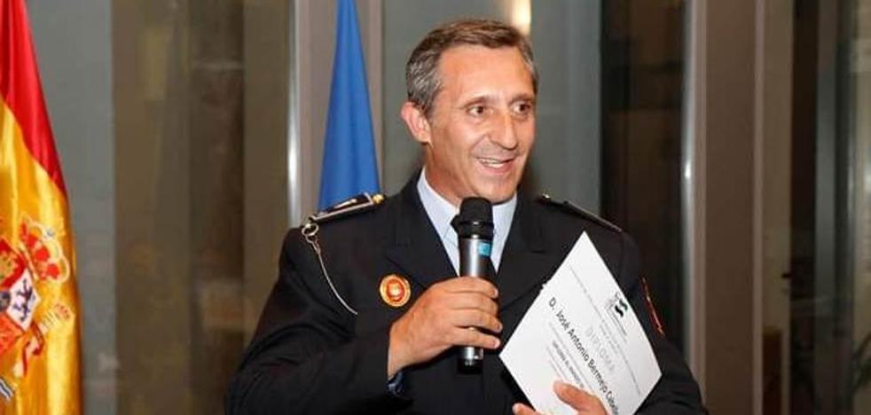 La Asociación de Mandos y Jefes de Policías Locales de Extremadura apoya a Carlos Marcos