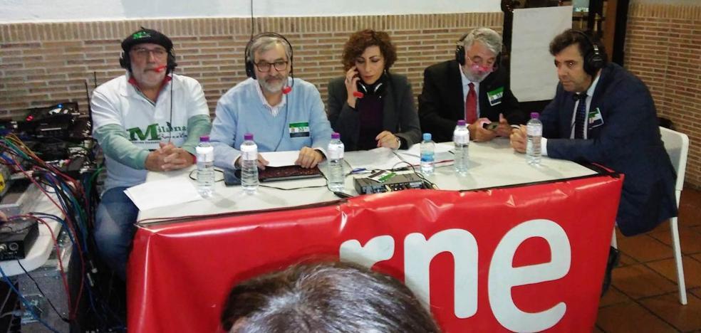 Radio Nacional lleva a todo el país la problemática de los trenes extremeños desde Navalmoral