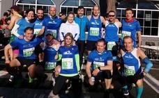 Amplia presencia de Fondistas Moralos en la Media Maratón Los Barruecos