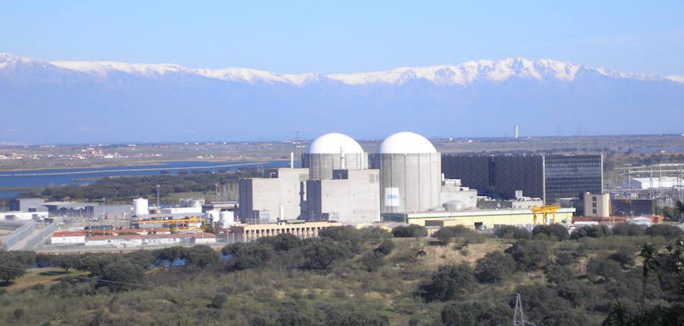 Concentración de apoyo a la continuidad de la central nuclear