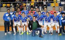 Navalmoral FS golea en Almaraz, 2-9, en la Copa de Extremadura
