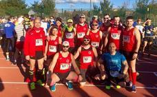 Doce corredores de Navalmaratón disputan la XX Media Maratón de Getafe