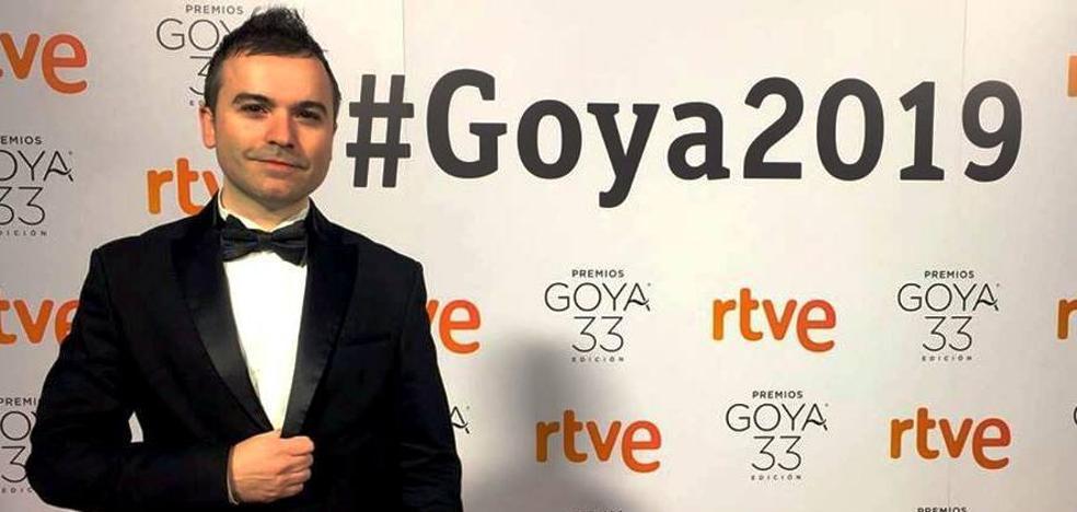 «¡Que nos quiten lo bailao!», dice Rubin Stein tras la gala de los Goya