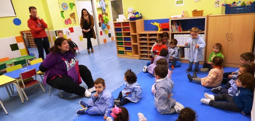 El aula para niños y niñas de 2 años, una experiencia positiva