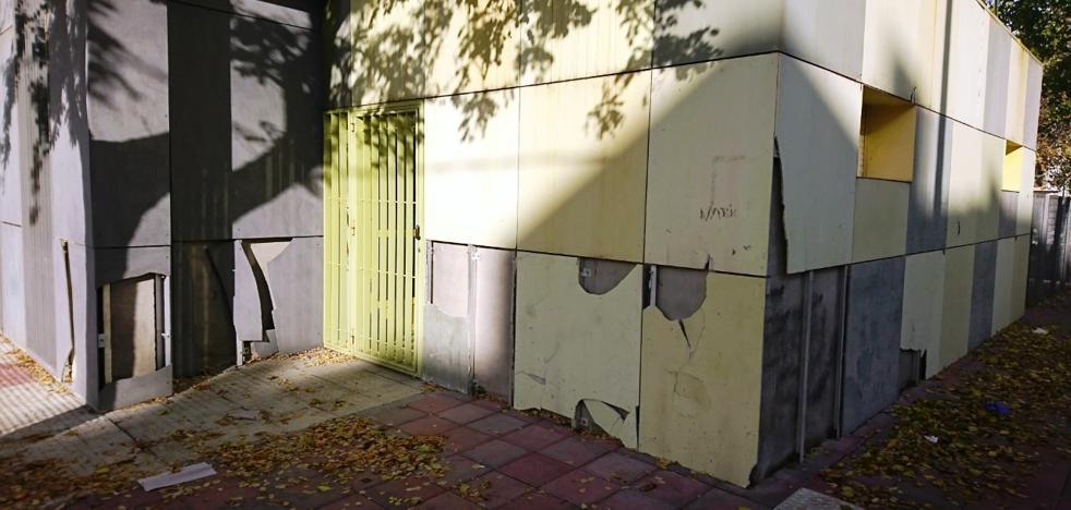 La próxima Junta de Gobierno aprobará el proyecto para reparar la fachada del comedor del Pozón