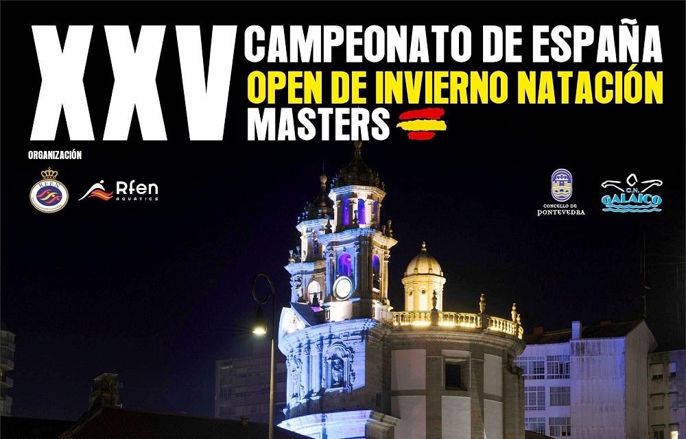 Cuatro integrantes del Natación Moralo disputan el Campeonato de España Open de Invierno Masters
