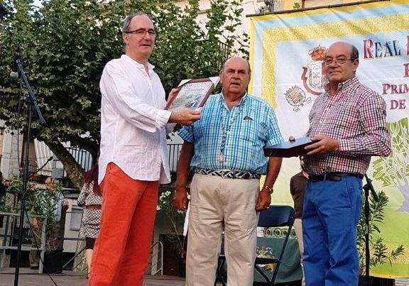 Félix Contreras presenta el libro que ha publicado sobre la obra musical de Juan Bayal