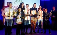 Nueve galardones para los moteros de la zona en la Gala del Motor