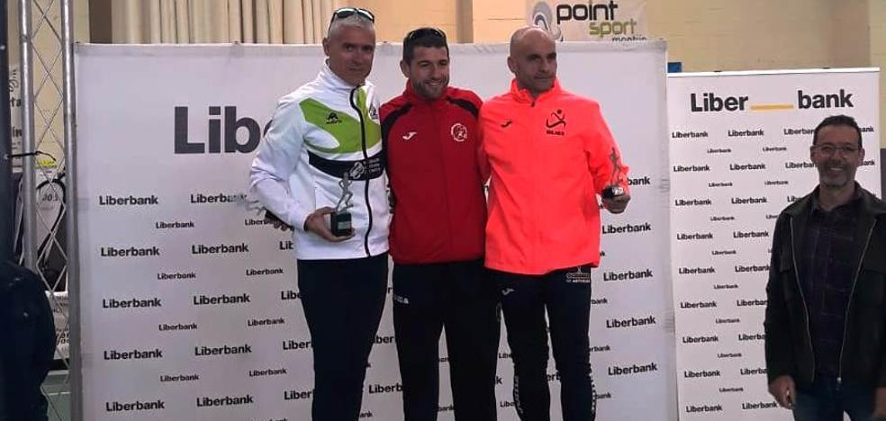 Jorge Campos ganó la Media Maratón de Montijo en categoría Máster B