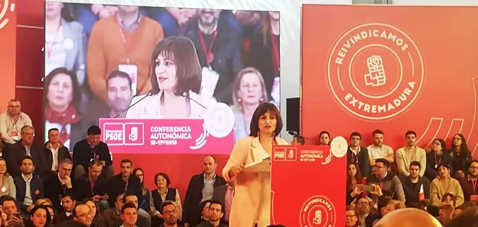 La Agrupación Socialista destaca la «valentía» de Raquel Medina al defender la CNA ante Pedro Sánchez