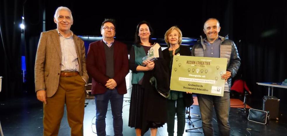 El instituto Zurbarán gana el I Premio de Acción Educativa