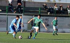 Un gol del Coria en el primer minuto decide en Navalmoral, 0-1