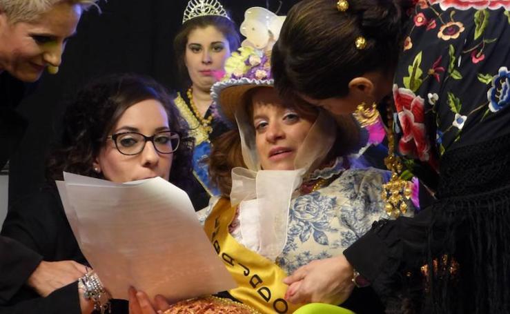 El pregón más emotivo para abrir el Carnaval