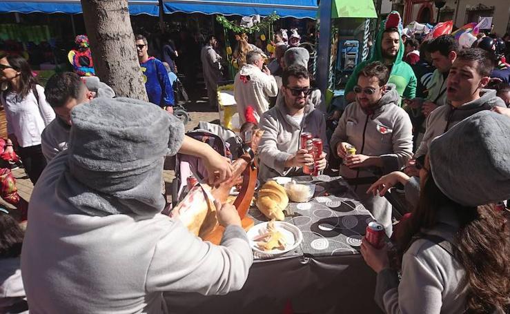 El 'Cómete el Carnavalmoral por una pata' supera los 140 grupos
