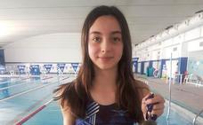Laura Ballesteros, de ADA, medalla de plata en Almendralejo en el Trofeo de la Cordialidad