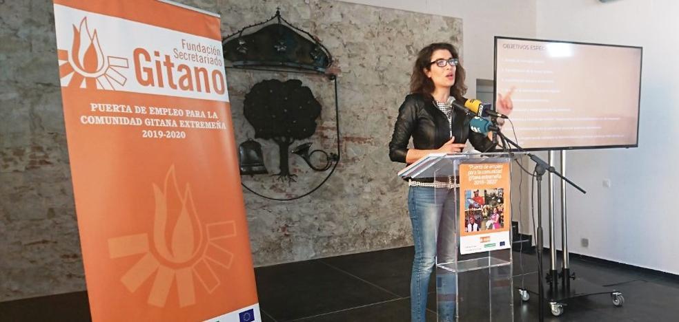 La Fundación Secretariado Gitano pone en marcha un programa de inserción socio laboral