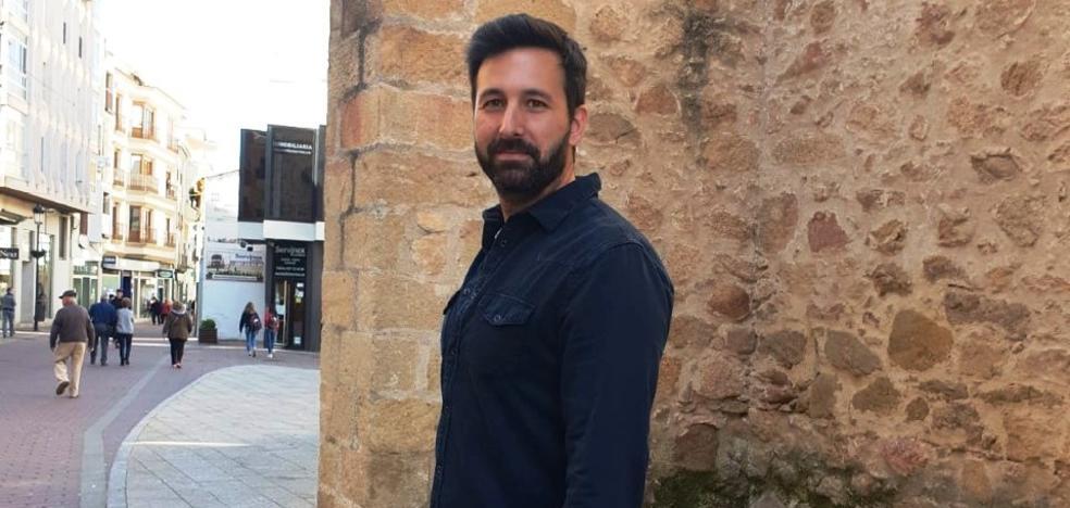 Vox Navalmoral confirma a Jorge Martín como candidato a la alcaldía