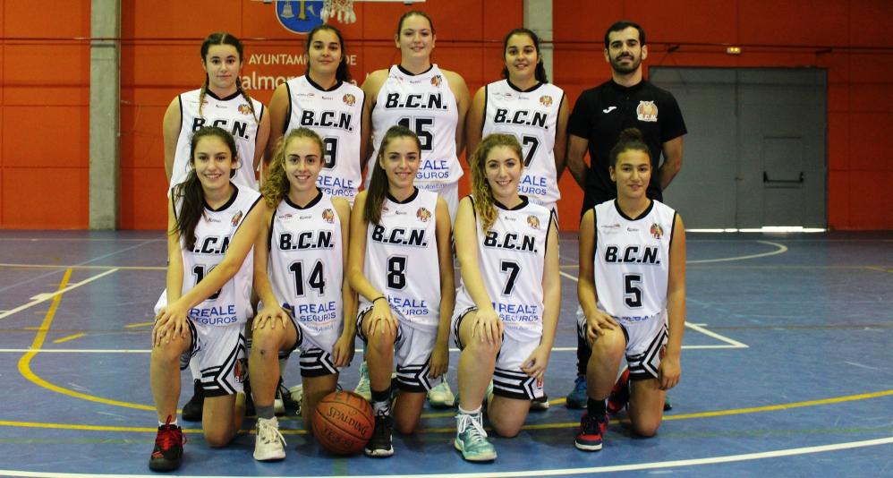 Final y semifinal provincial para equipos del Basket Club Navalmoral