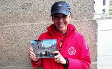 Ana Ruíz, primera en Veterana A en la Media Maratón 'Cáceres Patrimonio de la Humanidad'