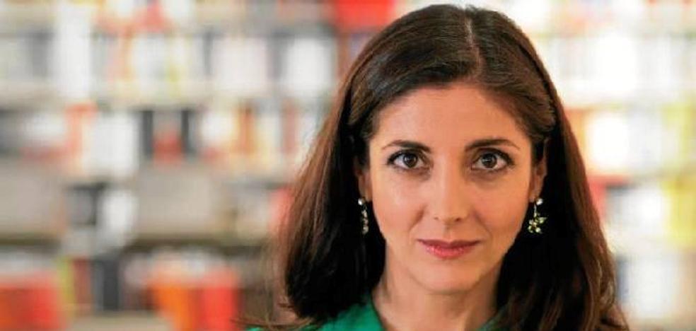 Espido Freire protagoniza un nuevo 'Diálogo con Pilar Galán'