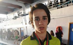 Alberto Martín, doble medallista en el Trofeo 'Ciudad de Plasencia'
