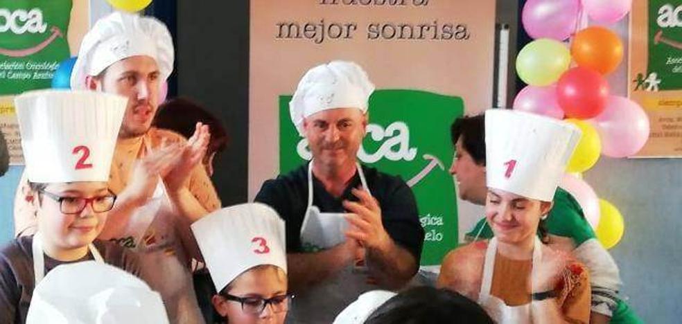 Candela Hidalgo gana el V Concurso Máster Navalmoral Chef