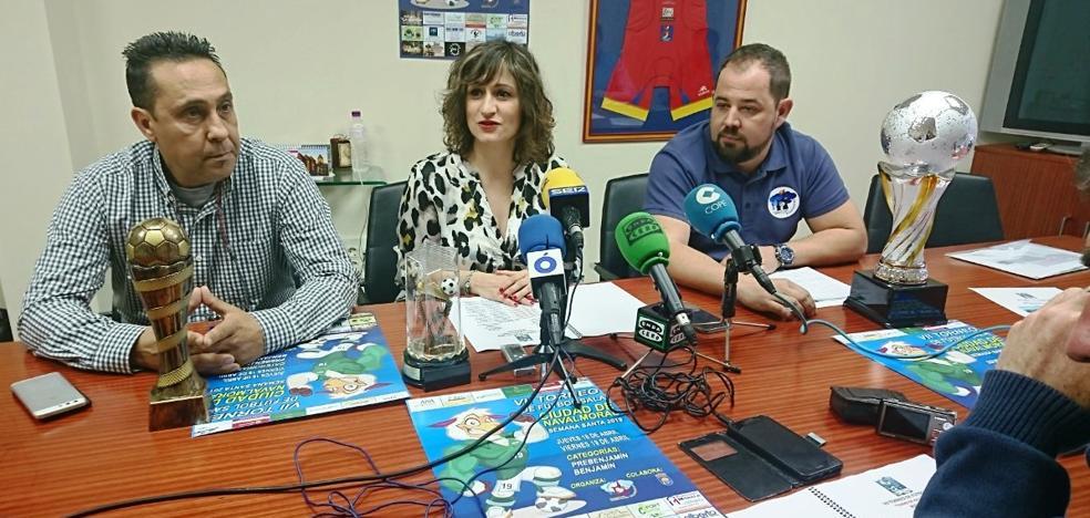 El torneo de fútbol-sala de Semana Santa reunirá a más de 200 jugadores
