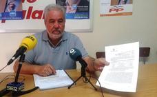 El ex-alcalde Rafael Mateos encabeza la candidatura del PP a la alcaldía de Robledollano