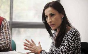 La presidenta provincial de Vox asegura que es Sandra Fernández quien ha coaccionado al partido